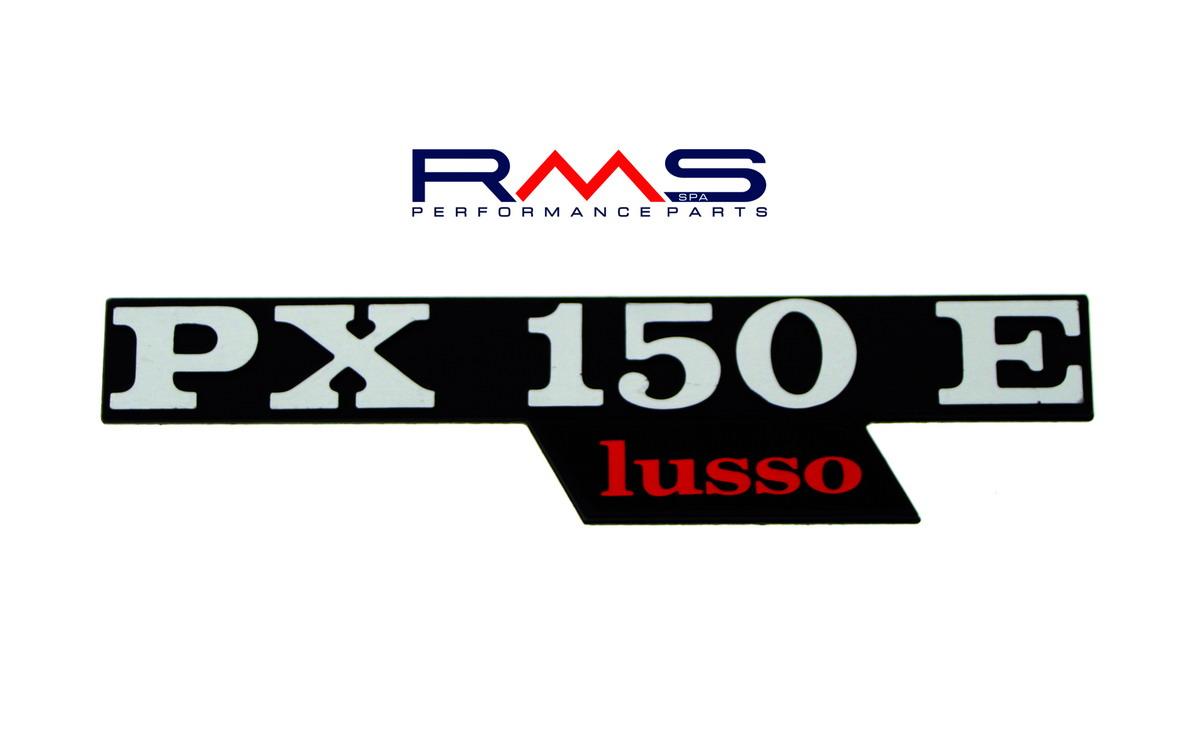 Motorno Kolo Piaggio Vespa 200 Px E Trgovina Moto 1979 Px200 Fuse Box Nalepka For Side Panel